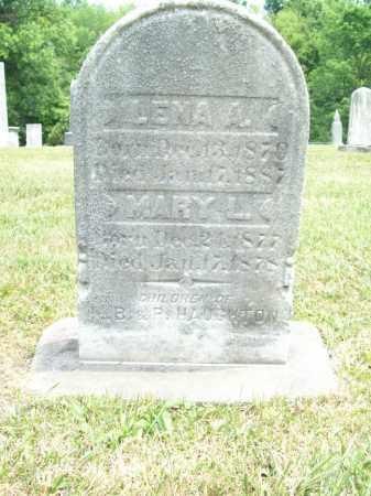 HAUGHTON, MARY L. - Trumbull County, Ohio | MARY L. HAUGHTON - Ohio Gravestone Photos