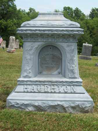 HAUGHTON, WILLIAM - Trumbull County, Ohio | WILLIAM HAUGHTON - Ohio Gravestone Photos