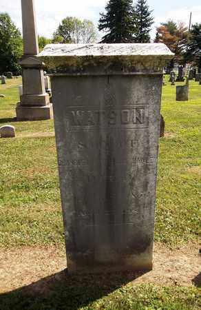 HAWLEY, WATSON - Trumbull County, Ohio | WATSON HAWLEY - Ohio Gravestone Photos