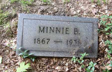 HAYES, MINNIE B. - Trumbull County, Ohio | MINNIE B. HAYES - Ohio Gravestone Photos