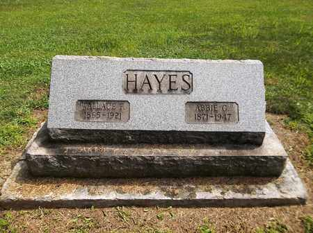 HAYES, WALLACE R. - Trumbull County, Ohio | WALLACE R. HAYES - Ohio Gravestone Photos