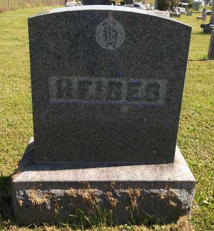HEIGES, CORDA A. - Trumbull County, Ohio | CORDA A. HEIGES - Ohio Gravestone Photos