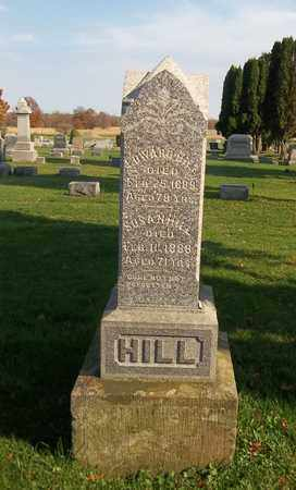 HILL, EDWARD - Trumbull County, Ohio | EDWARD HILL - Ohio Gravestone Photos
