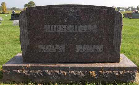HIRSCHFELD, RUTH G. - Trumbull County, Ohio | RUTH G. HIRSCHFELD - Ohio Gravestone Photos