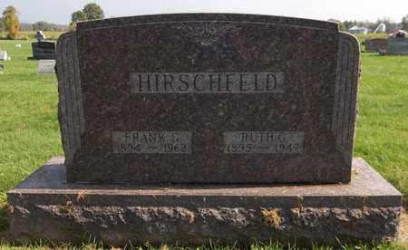 HIRSCHFELD, FRANK G. - Trumbull County, Ohio | FRANK G. HIRSCHFELD - Ohio Gravestone Photos