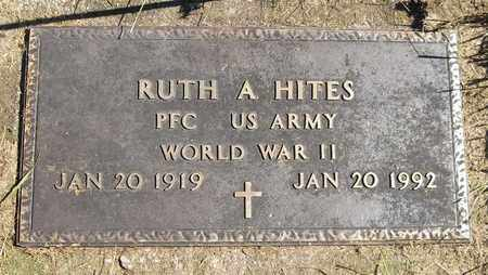 HITES, RUTH A. - Trumbull County, Ohio | RUTH A. HITES - Ohio Gravestone Photos