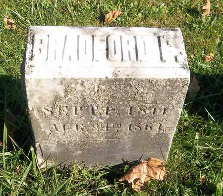 HOLCOMB, BRADFORD F. - Trumbull County, Ohio | BRADFORD F. HOLCOMB - Ohio Gravestone Photos