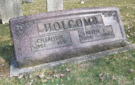 HOLCOMB, NELLIE E. - Trumbull County, Ohio | NELLIE E. HOLCOMB - Ohio Gravestone Photos