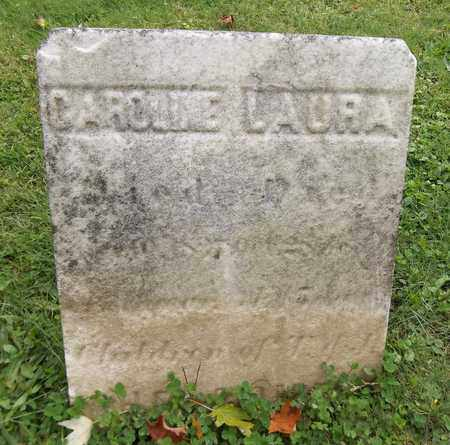 HOLCOMB, LAURA - Trumbull County, Ohio | LAURA HOLCOMB - Ohio Gravestone Photos