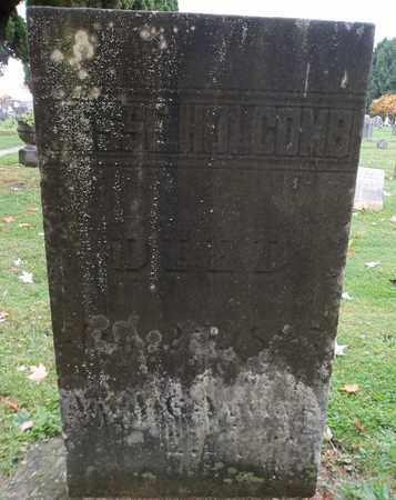 HOLCOMB, JESSE - Trumbull County, Ohio   JESSE HOLCOMB - Ohio Gravestone Photos