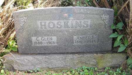 HOSKINS, C. GLEN - Trumbull County, Ohio | C. GLEN HOSKINS - Ohio Gravestone Photos