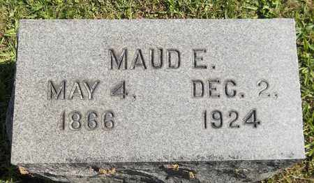 HOWES, MAUD E. - Trumbull County, Ohio | MAUD E. HOWES - Ohio Gravestone Photos