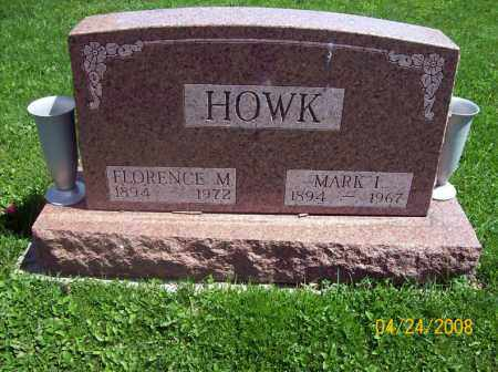 HOWK, MARK L. - Trumbull County, Ohio | MARK L. HOWK - Ohio Gravestone Photos