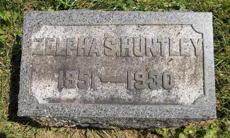 HUNTLEY, ZELPHA S. - Trumbull County, Ohio | ZELPHA S. HUNTLEY - Ohio Gravestone Photos