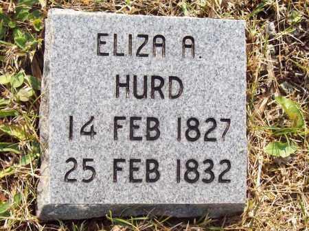 HURD, ELIZA A. - Trumbull County, Ohio | ELIZA A. HURD - Ohio Gravestone Photos