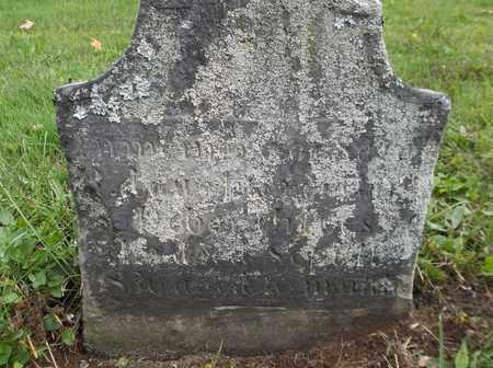 IVES, SARAH - Trumbull County, Ohio | SARAH IVES - Ohio Gravestone Photos