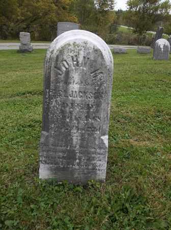 JACKSON, JOHN MARTIN - Trumbull County, Ohio | JOHN MARTIN JACKSON - Ohio Gravestone Photos