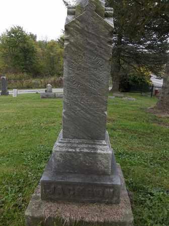JACKSON, JOSEPH M. - Trumbull County, Ohio | JOSEPH M. JACKSON - Ohio Gravestone Photos
