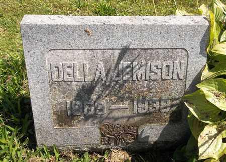 JEMISON, DELLA - Trumbull County, Ohio | DELLA JEMISON - Ohio Gravestone Photos