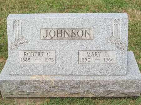 JOHNSON, MARY E. - Trumbull County, Ohio | MARY E. JOHNSON - Ohio Gravestone Photos