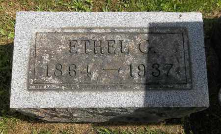 JOHNSTON, ETHEL - Trumbull County, Ohio | ETHEL JOHNSTON - Ohio Gravestone Photos