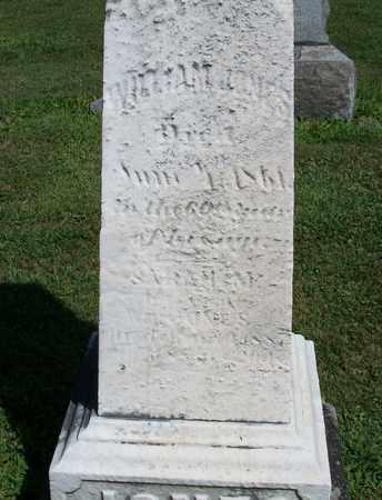 JONES, WILLIAM M. - Trumbull County, Ohio   WILLIAM M. JONES - Ohio Gravestone Photos