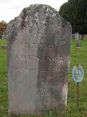 JOSLIN, REUBEN - Trumbull County, Ohio | REUBEN JOSLIN - Ohio Gravestone Photos
