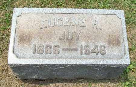 JOY, EUGENE HARVEY - Trumbull County, Ohio | EUGENE HARVEY JOY - Ohio Gravestone Photos