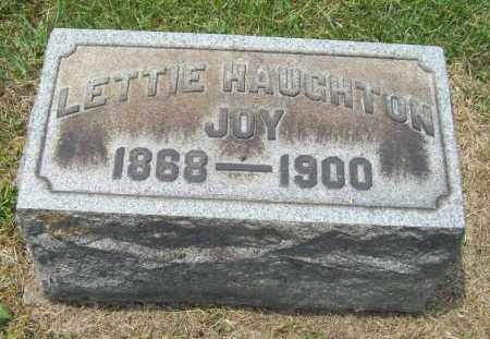 JOY, LETTIE - Trumbull County, Ohio | LETTIE JOY - Ohio Gravestone Photos