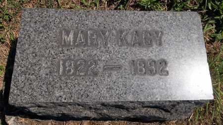 KAGY, MARY - Trumbull County, Ohio | MARY KAGY - Ohio Gravestone Photos