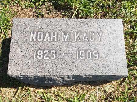 KAGY., NOAH M - Trumbull County, Ohio | NOAH M KAGY. - Ohio Gravestone Photos
