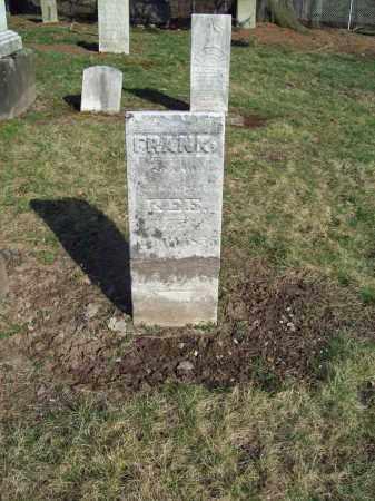 KEE, FRANK - Trumbull County, Ohio | FRANK KEE - Ohio Gravestone Photos