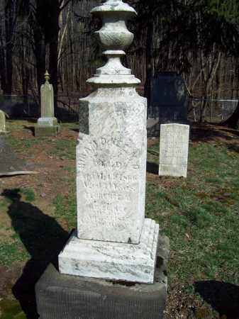 KEE, HIRAM DEXTER - Trumbull County, Ohio | HIRAM DEXTER KEE - Ohio Gravestone Photos