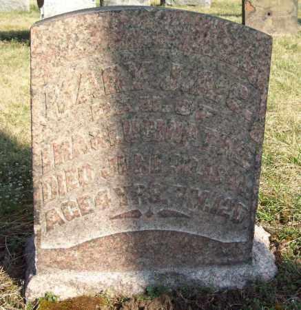 KEE, MARY JANE - Trumbull County, Ohio   MARY JANE KEE - Ohio Gravestone Photos