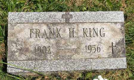 KING, FRANK H. - Trumbull County, Ohio | FRANK H. KING - Ohio Gravestone Photos