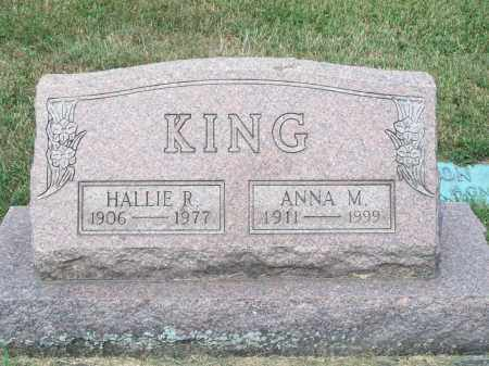 KING, HALLIE R. - Trumbull County, Ohio | HALLIE R. KING - Ohio Gravestone Photos