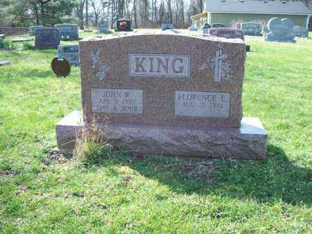 KING, FLORENCE E. - Trumbull County, Ohio | FLORENCE E. KING - Ohio Gravestone Photos