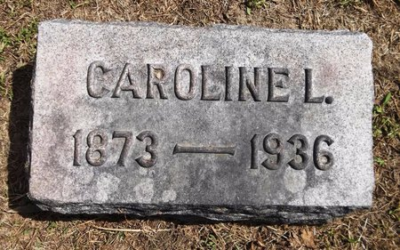 KINGSLEY, CAROLINE - Trumbull County, Ohio | CAROLINE KINGSLEY - Ohio Gravestone Photos