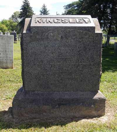 KINGSLEY, JOHN - Trumbull County, Ohio | JOHN KINGSLEY - Ohio Gravestone Photos