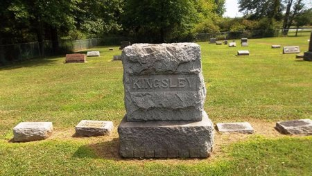 KINGSLEY, RANDOLPH J. - Trumbull County, Ohio | RANDOLPH J. KINGSLEY - Ohio Gravestone Photos