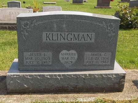 KLINGMAN, JAMES C. - Trumbull County, Ohio | JAMES C. KLINGMAN - Ohio Gravestone Photos
