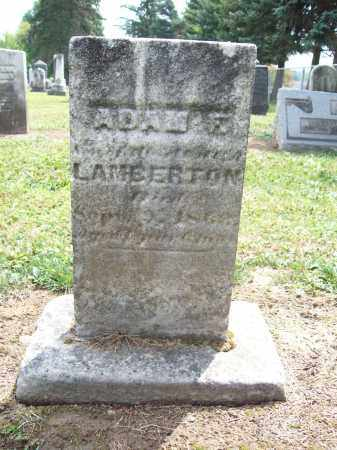 LAMBERTON, ADAM F. - Trumbull County, Ohio | ADAM F. LAMBERTON - Ohio Gravestone Photos