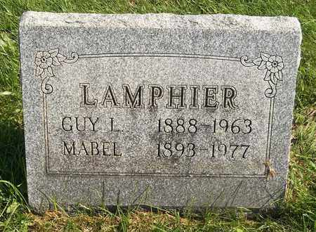 LAMPHIER, MABEL - Trumbull County, Ohio | MABEL LAMPHIER - Ohio Gravestone Photos