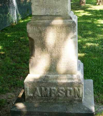 PERKINS LAMPSON, AMARITT - Trumbull County, Ohio | AMARITT PERKINS LAMPSON - Ohio Gravestone Photos