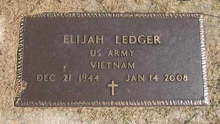 LEDGER, ELIJAH - Trumbull County, Ohio | ELIJAH LEDGER - Ohio Gravestone Photos