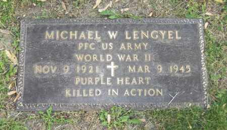 LENGYEL, MICHAEL W. - Trumbull County, Ohio | MICHAEL W. LENGYEL - Ohio Gravestone Photos