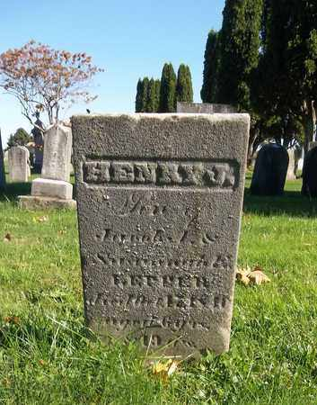LEPPER, HENRY J. - Trumbull County, Ohio | HENRY J. LEPPER - Ohio Gravestone Photos