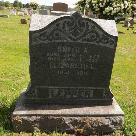LEPPER, SMITH A. - Trumbull County, Ohio | SMITH A. LEPPER - Ohio Gravestone Photos