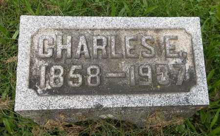 LEWIS, CHARLES E. - Trumbull County, Ohio | CHARLES E. LEWIS - Ohio Gravestone Photos