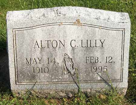 LILLY, ALTON C. - Trumbull County, Ohio | ALTON C. LILLY - Ohio Gravestone Photos